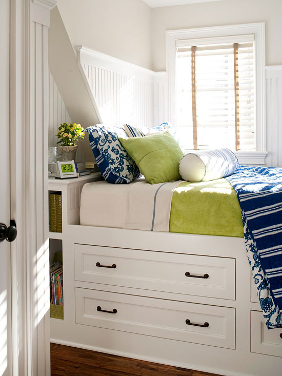 Furniture for small spaces Furniture for small bedrooms |  better houses & gardens QTIZTNS