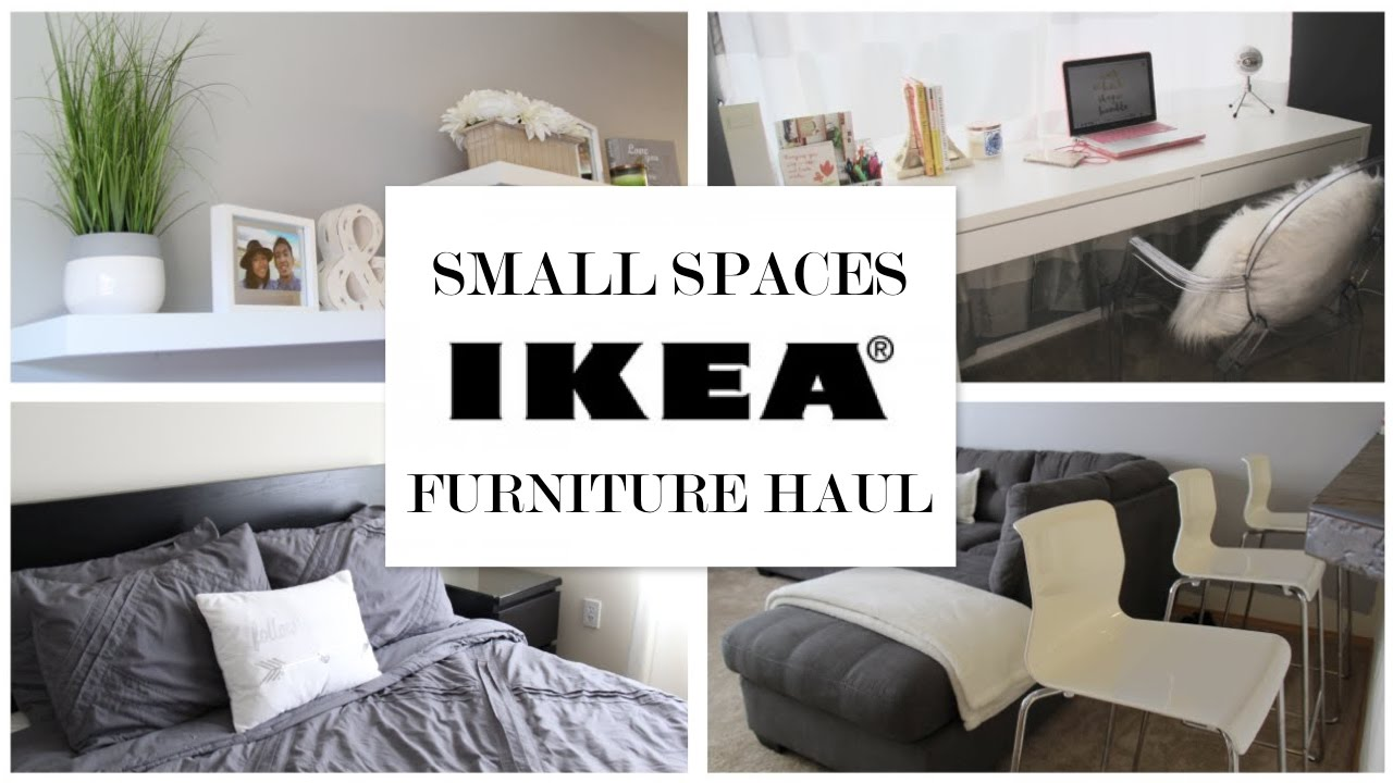 furniture for small spaces ikea ideas for small spaces - furniture transport MECUFUV