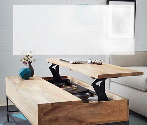 Furniture for small spaces small space Tip TBSTQBF