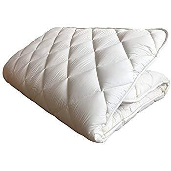 Futon mattress Fuli Japanese traditional Shiki futon (Shikibuton) high quality mattress, white, twin JHUSJRI