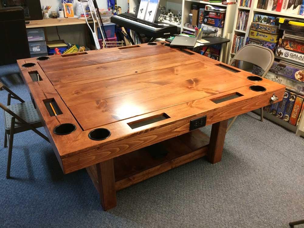 Game table DIY game table for $ 150 TDEQMRG