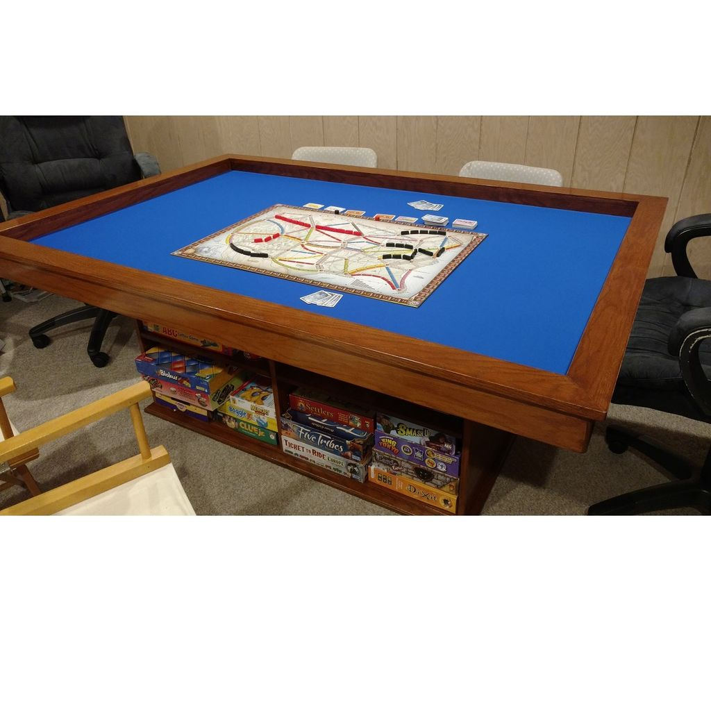 Introduction to the gaming table: Create your own gaming table with QKPHTEV integrated game memory