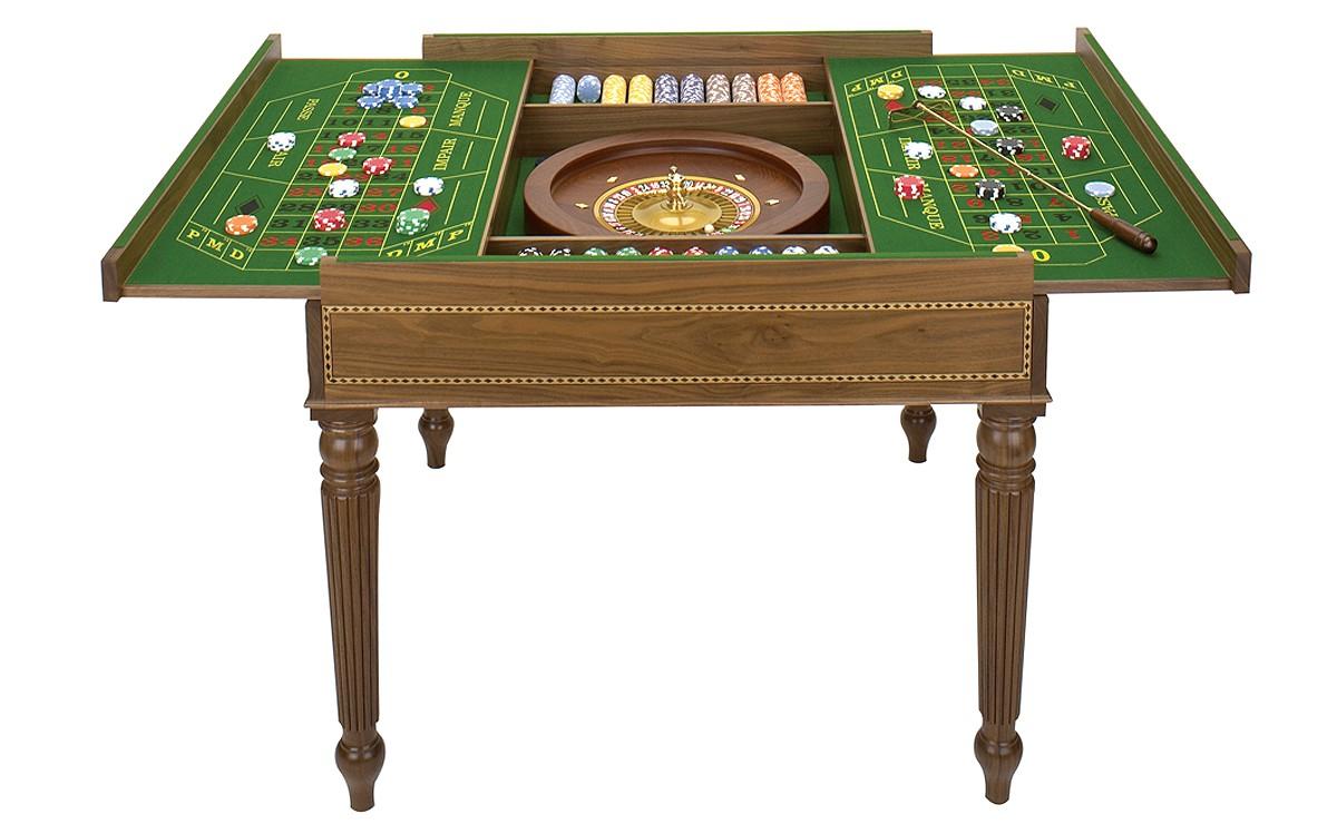 Traditional gaming table ... CRHRSLK