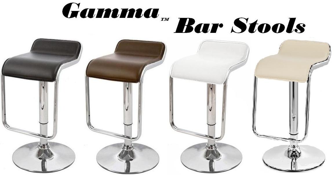 gamma modern adjustable bar stools - set of 2 SPEYVGK