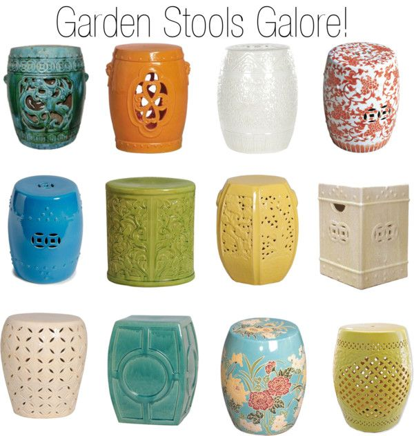 Garden stool MUAXBYK