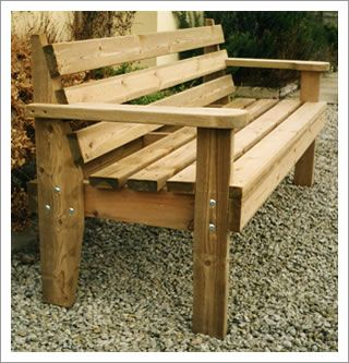 Wooden benches for the garden - Google Search MDNXSBT