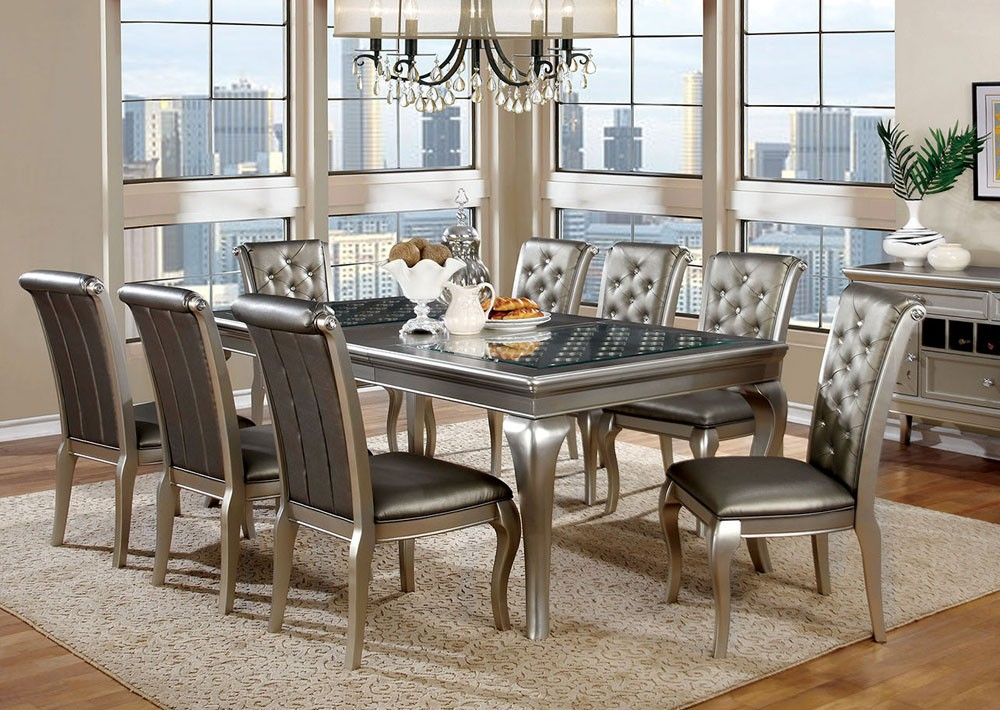garey modern dining room furniture set LHPBXAE