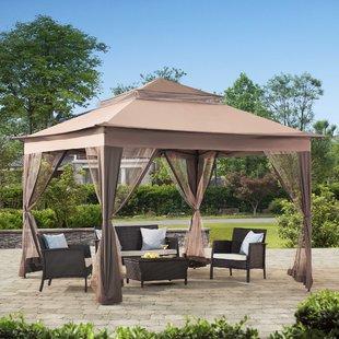 Pavilions 3 mx 3 m steel terrace pavilion IDJQHIL