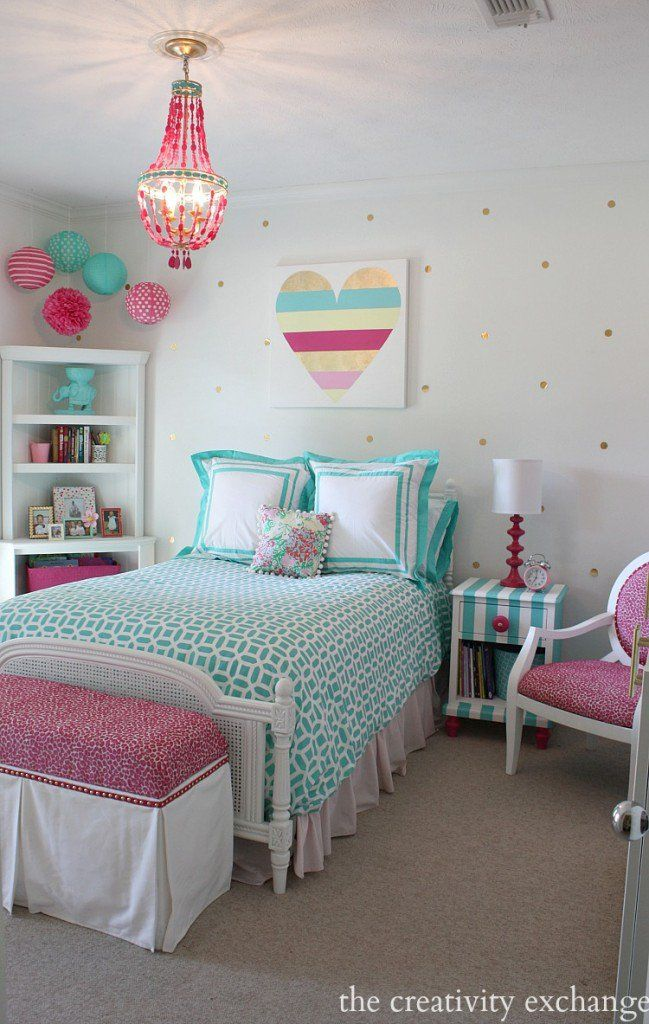 Girls' room decor for the best 25 bedroom decorating ideas for girls on Pinterest QPCQIRY