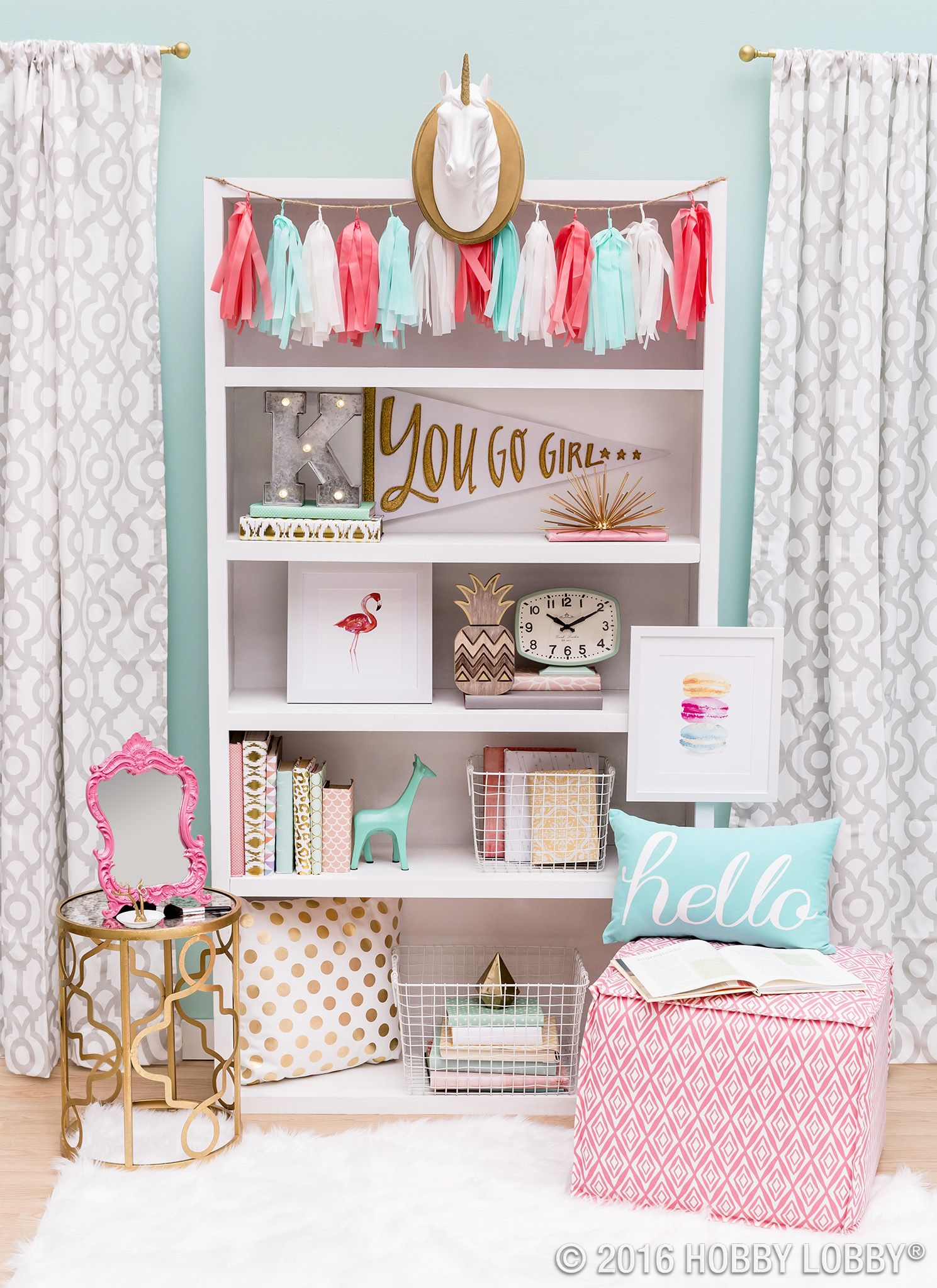 girl's room decor is your little darlingu0027s decor ready for an update?  beautify her RRCSGVS