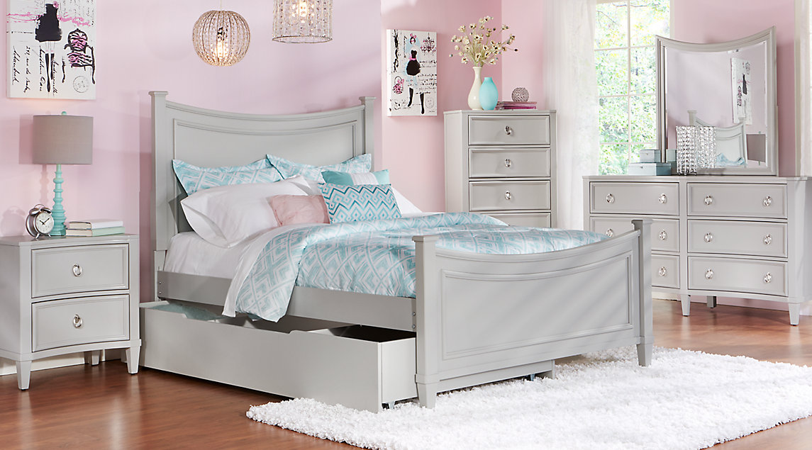 Girls Bedroom Furniture Teen Full Bedroom Sets YDGLIKW
