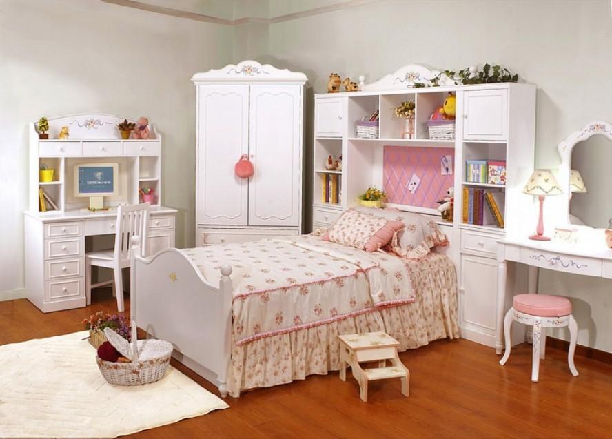 Girls bedroom furniture white for sets unique beauty children's idea 7 BPFHDBL