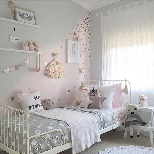 Bedroom idea for girls Luxury bedroom ideas for little girls 20+ more interior design ideas for girls' rooms DITHNYU