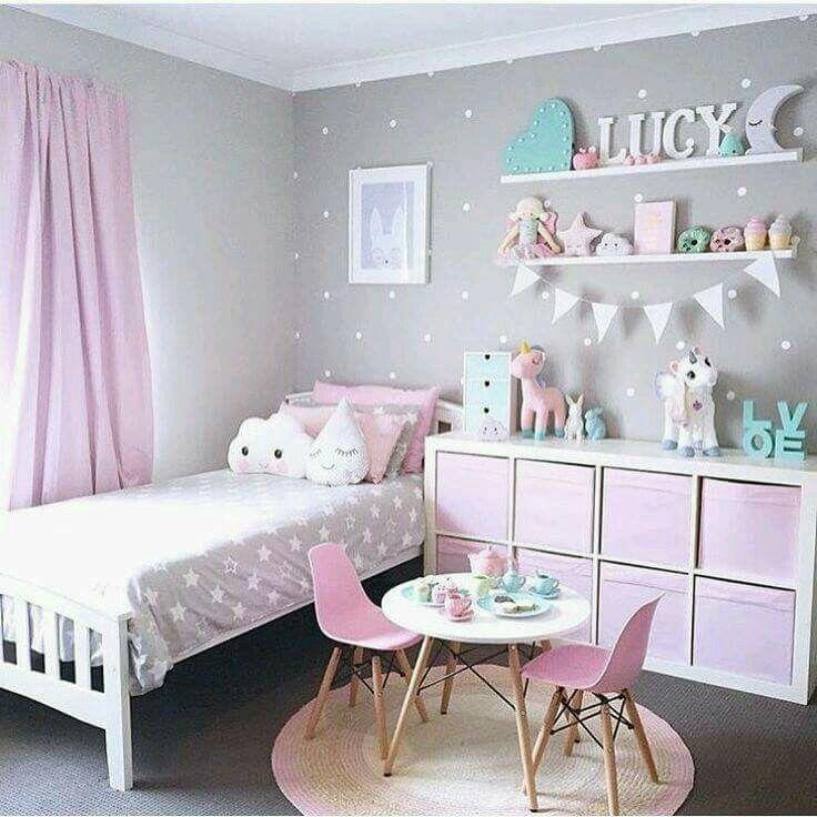 Girls Bedroom Ideas Little Girls Room Decoration Ideas ... ZTCPBLX
