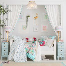 Girls' Room ... Lilly Pulitzer Pineapple Paradise Bedroom RKPEFAG