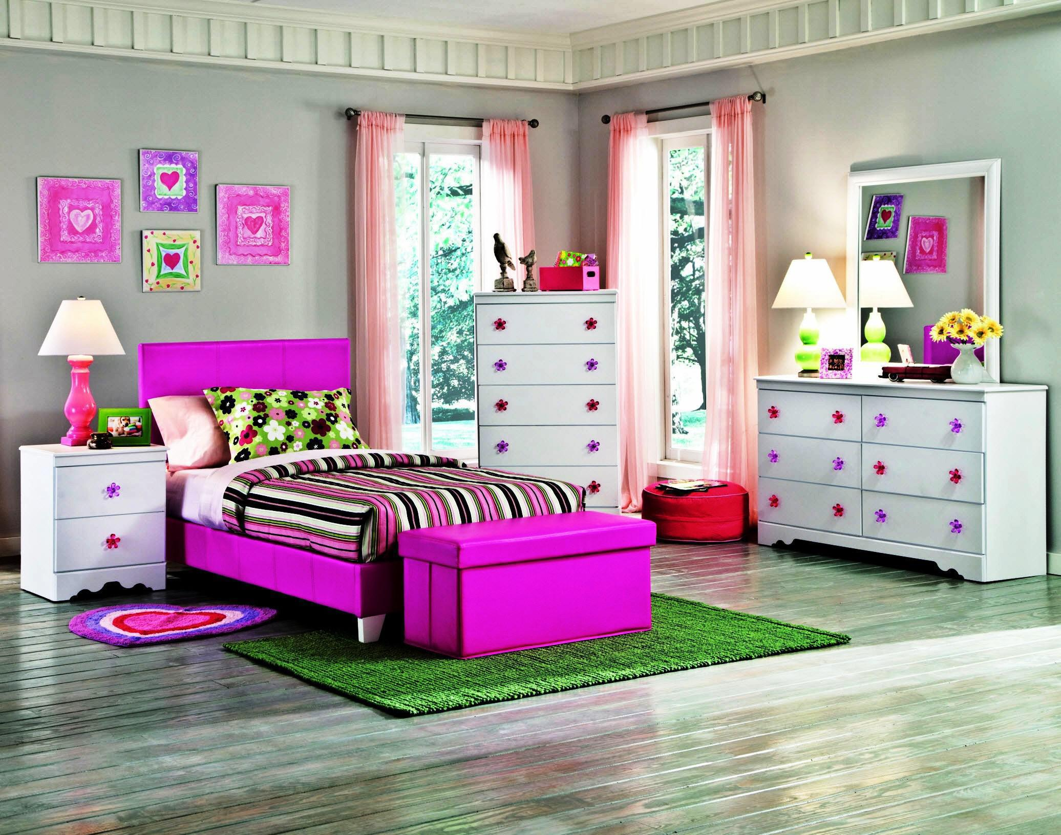 Girls bedroom sets the most inevitable items for home and decoration for girls UWWMBMO