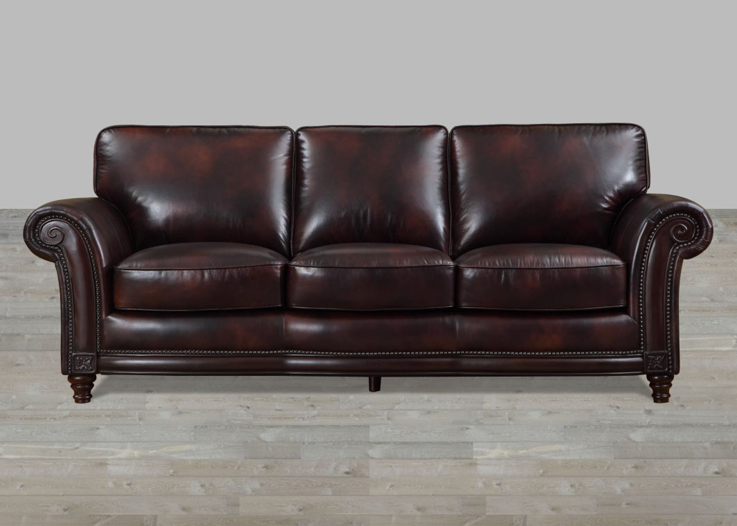 New sale of YICGWWB grained leather sofas