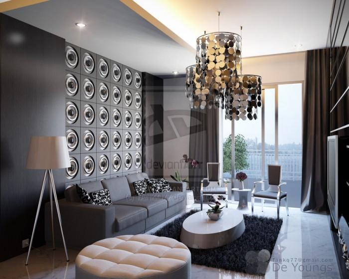 gray living room ideas gray living room 49 designs KKCUENR