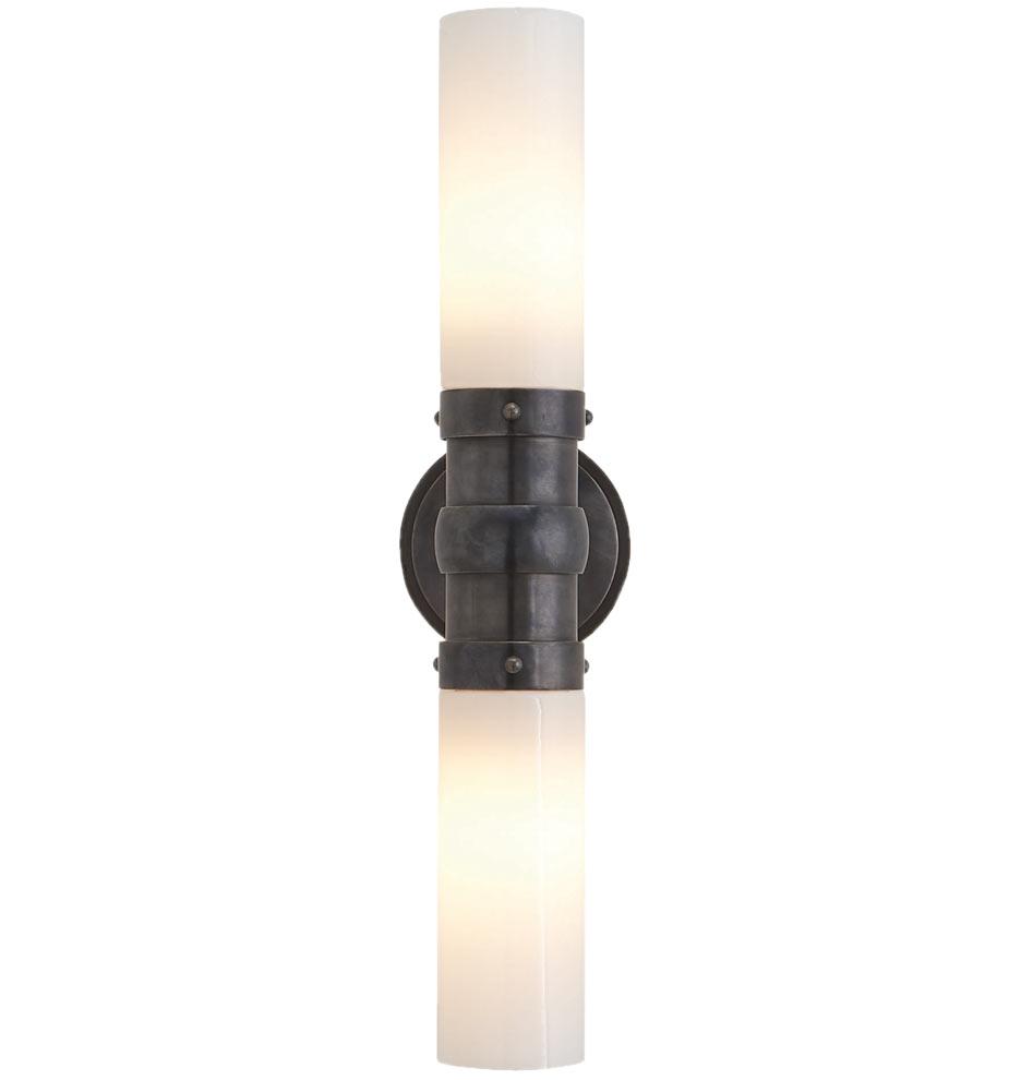 Graydon double wall light    Taper ADXRISB