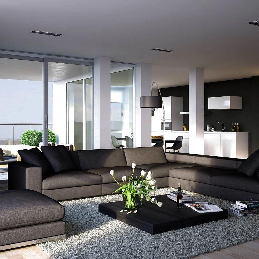 great modern living room furniture VWSUSTI