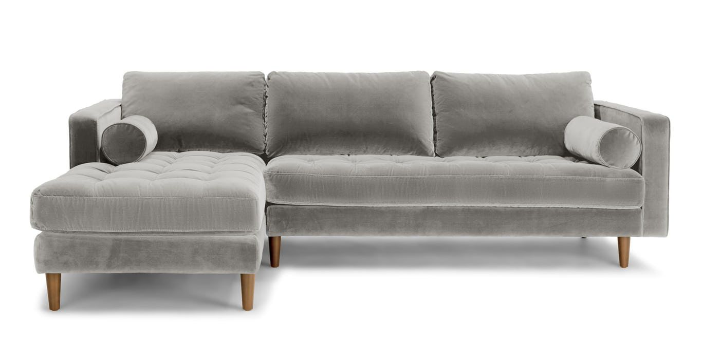 gray couch 25 gray sofa ideas for the living room - gray sofas for sale ZEQUGFY