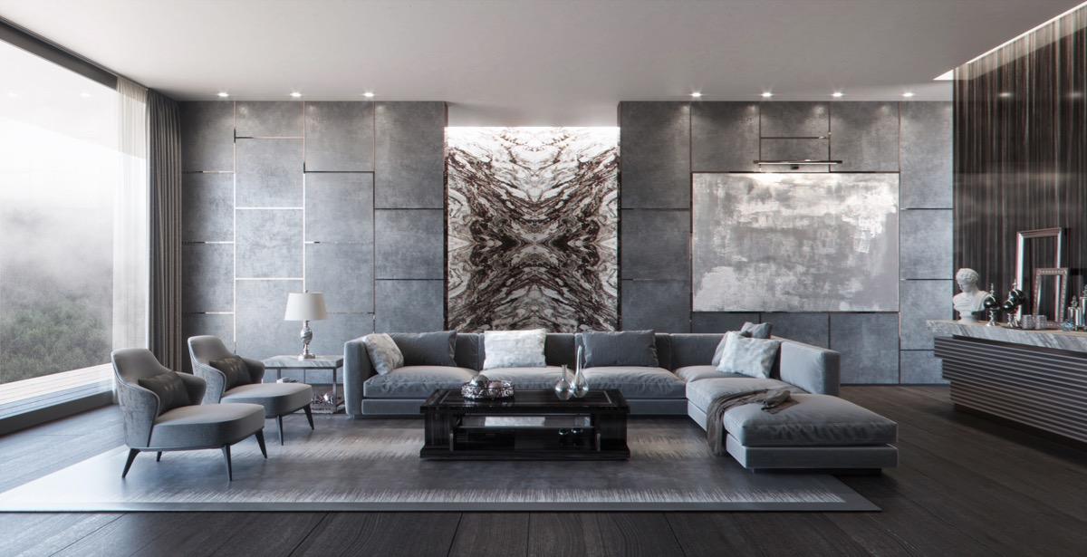 gray living room 16 |;  Visualizer: varayut denthlordkarn BDAVBGJ