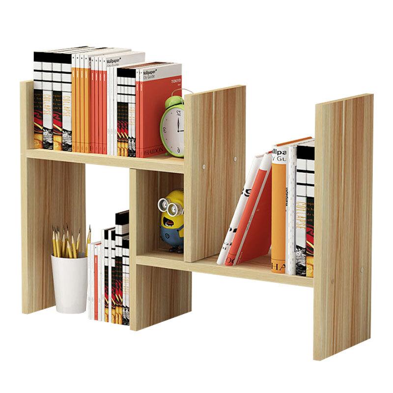 ha luodun small bookshelf table shelf simple desk storage shelf student ZISZRIUIS