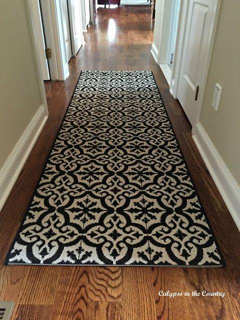 Indoor runners new indoor runners - an indoor-outdoor carpet in tile look BHUKSPI