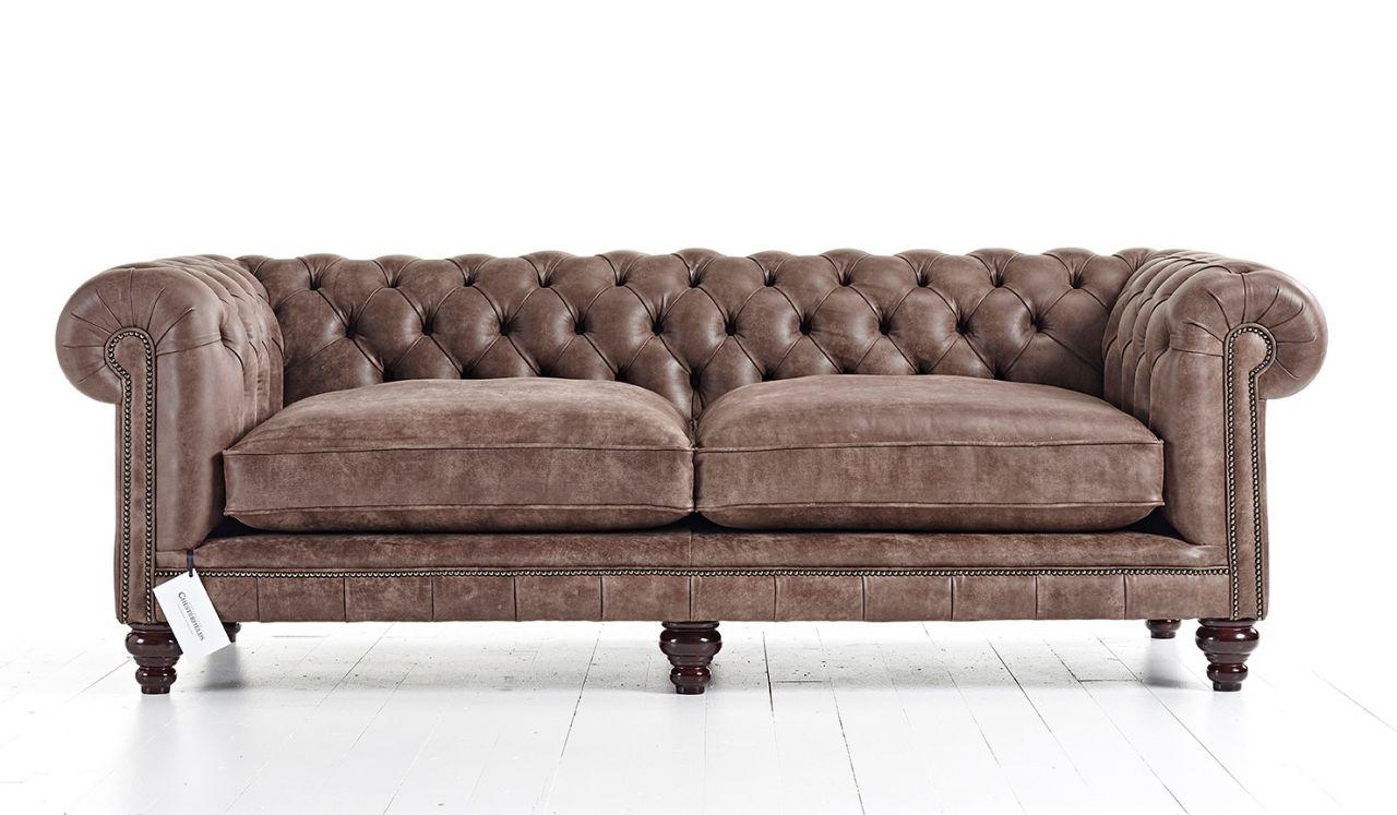YEOSTFS Hampton Chesterfield sofa