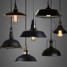 Hanging lights industrial loft warehouse barn pendant lamp Indoor hanging ceiling lamp ETHTZMM