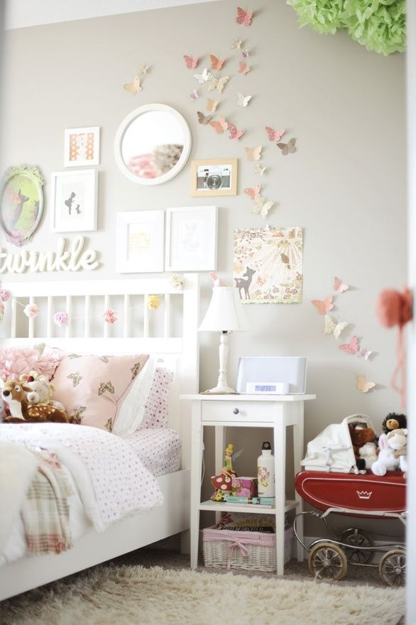 Help your princess to build her palace - the right girl's room decoration AJSCHMM