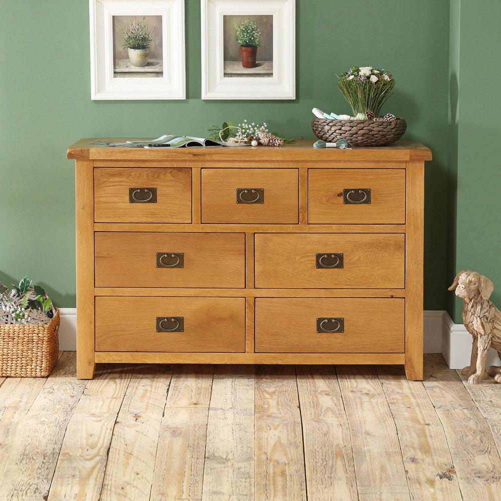 Hereford oak.  rustic oak furniture WTMKLNZ