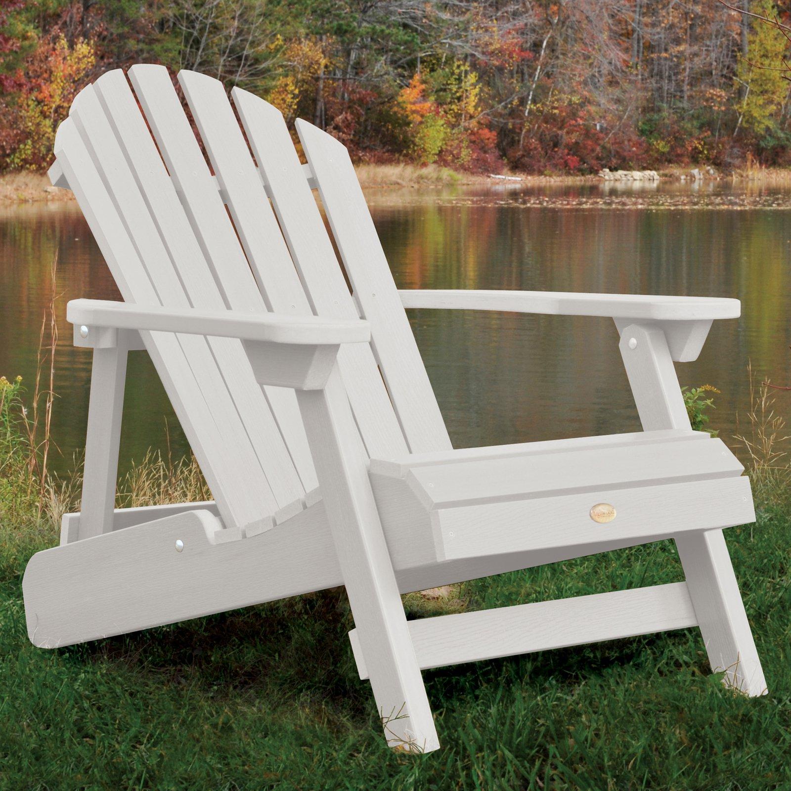 highwood® hamilton foldable & adirondack lounge chair    Hayneedle EFFHIGE