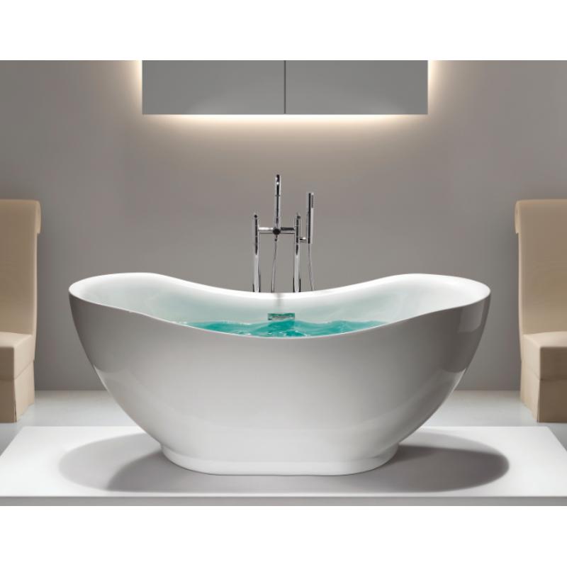 hilton freestanding bathtub - 1700mm x 790mm ZRPWLAZ