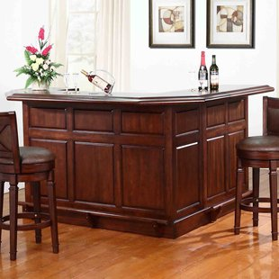 House bar furniture Belvedere house bar.  by eci furniture XFTUORP