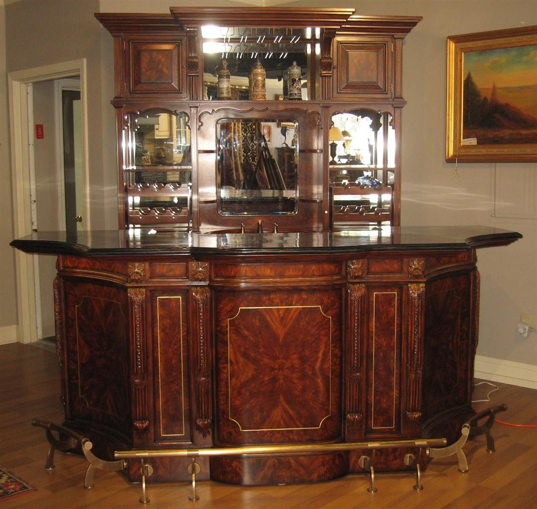 House bar furniture house bar.  Empire style house bar.  Luxury furniture.  GKQVHSZ