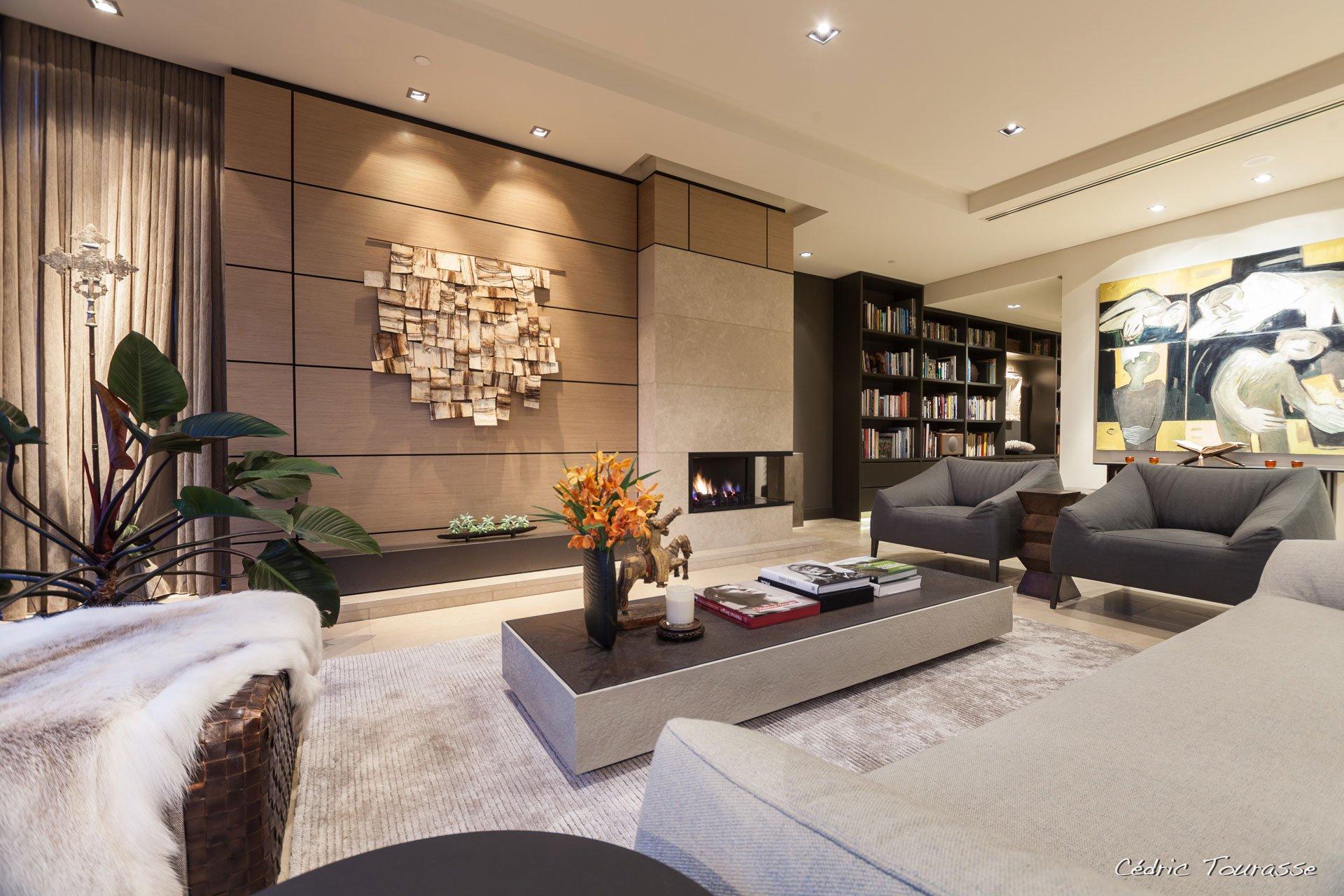 Home decor for residence apartment in the residence of Dayne van Bree and John Pegrum WPSFUBX