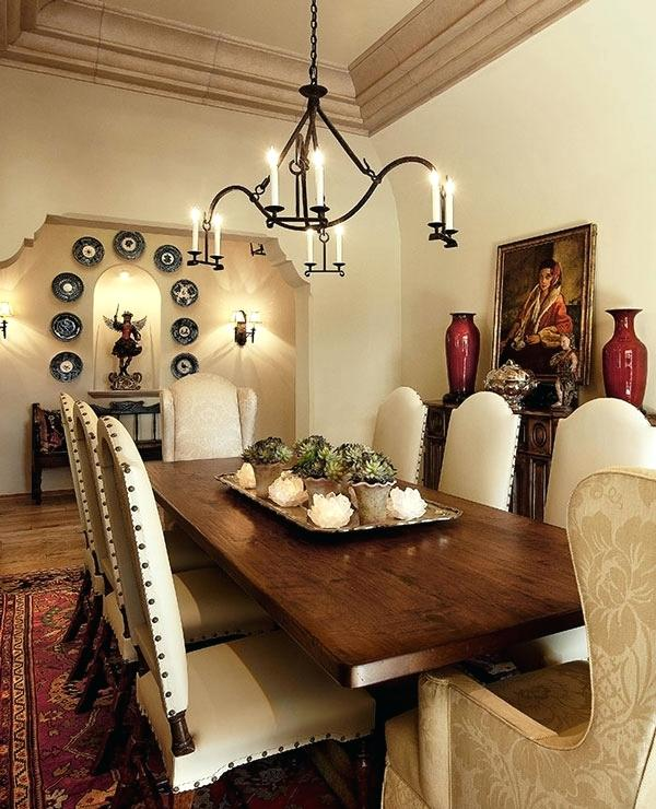 Home decor for residence in Spanish style Home decor in Spanish style Home decor in Spanish style VDHZXHS