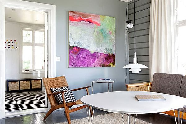 Home Decor for Residence Stylish Swiss residence with Scandinavian interior design ELXMUDH