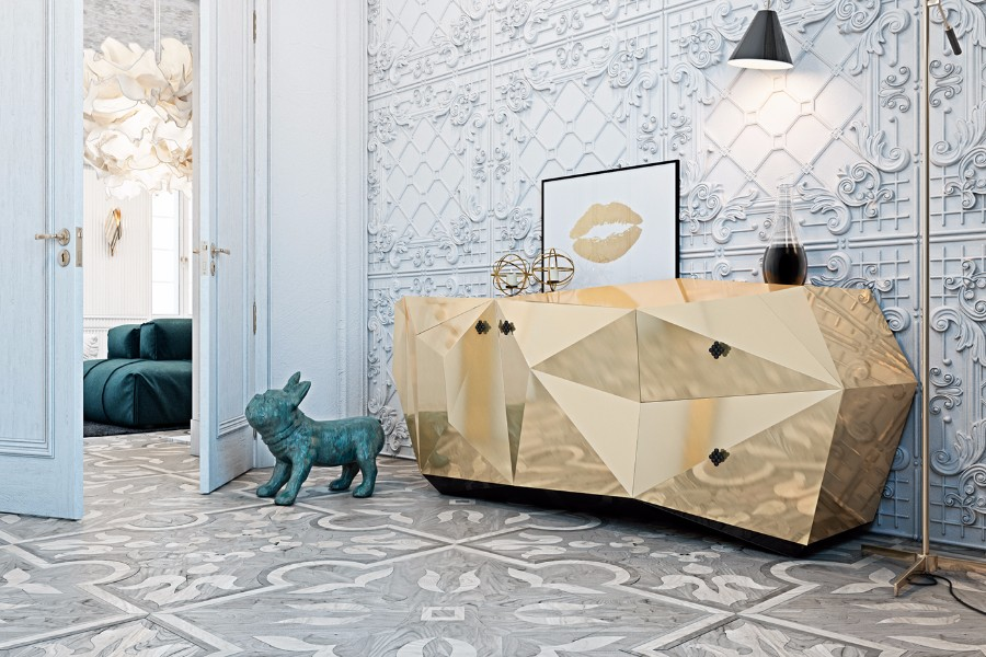 Home decor for the residence the beautiful home decor ideas from a private residence in Italy    ZRDOQPM