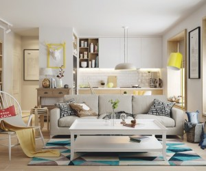 Home Interior Design 10 stunning apartments that showcase the beauty of Nordic interior design CNESWEL