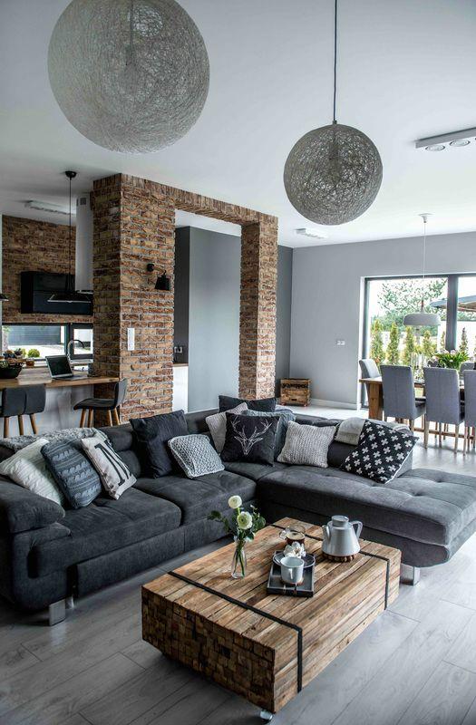 Home Interior Design Gray tones - the Nordic feeling    pinterest    Interior, modern and gray OUGDPDC