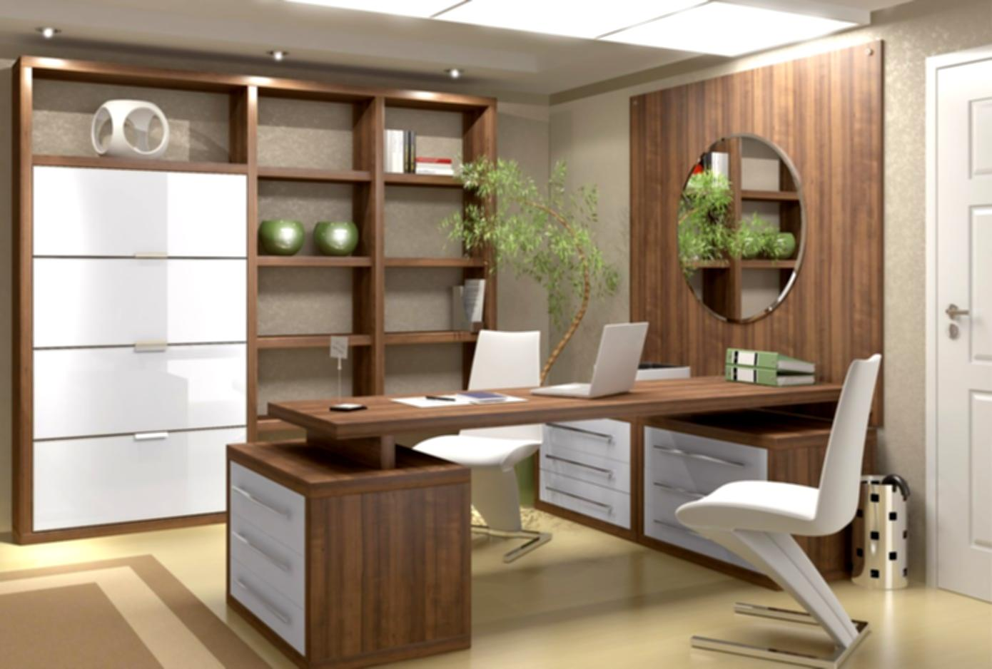 Home office furniture collections wood WKTNSGW