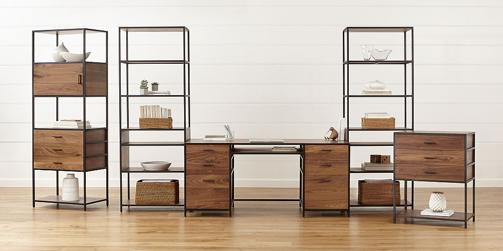 Home office furniture knox modular home office collection RUVLXBM