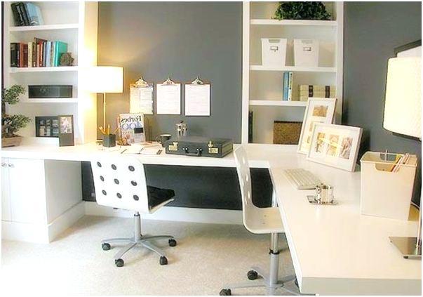 Home office furniture white white high gloss Home office furniture XVUPFQU