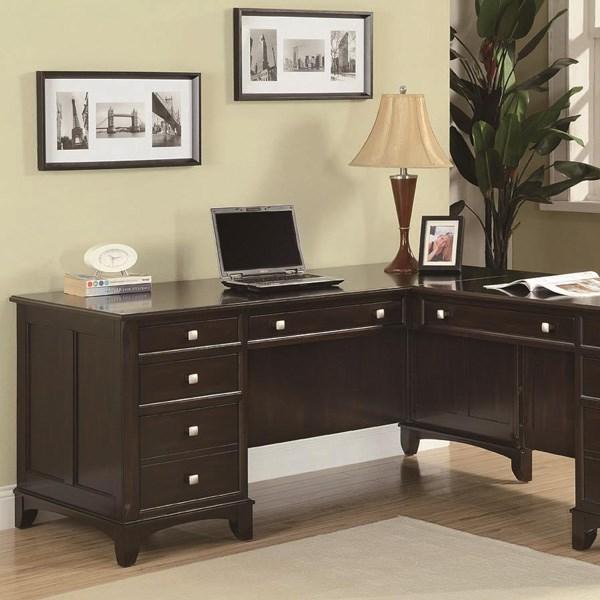 Home office furniture Corner desks KDEALFU