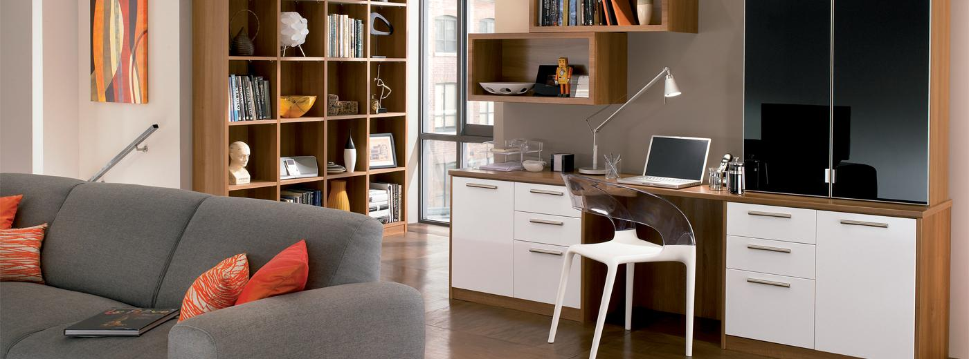 Home office furniture Home office & built-in office furniture - Sharps RIDWMEI