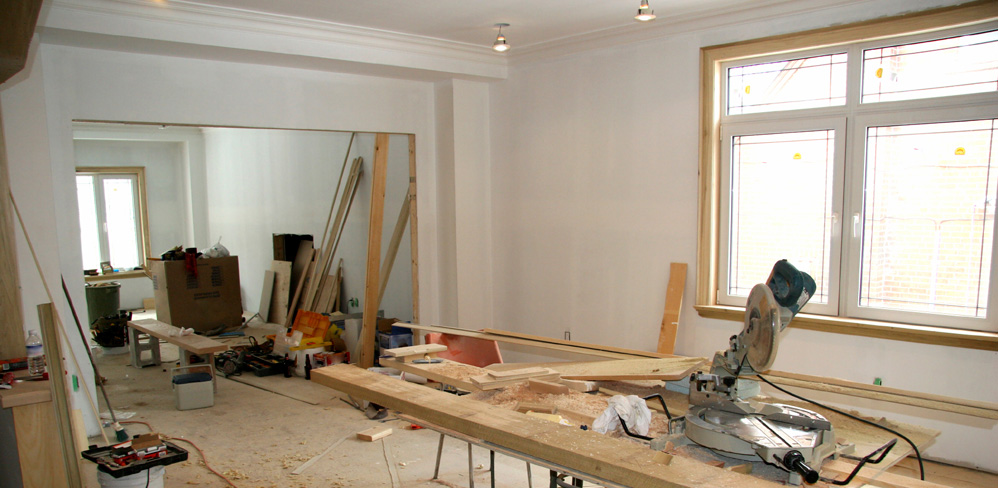 Failure in house renovation COTAMEH