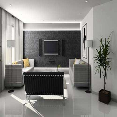 Interior design of the house NPYVWMN