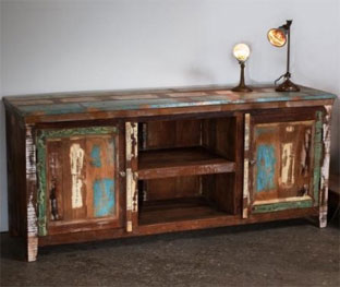 how recycled furniture can add a sense of style and substance to CZSWNIW